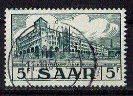 *Saarland 1952 // Mi. 323 O (024.163) - 1947-56 Protectorate