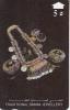 OMAN(GPT) - Traditional Omani Silver Jewellery 3, CN : 15OMNB/B, 06/94, Used - Oman