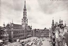 Brussel, Bruxelles, Grote Markt (pk46800) - Marktpleinen, Pleinen