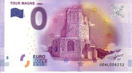 Billet Touristique 0€ Tour Magne - Nîmes 2016-1 (30) - EURO