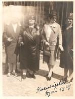 Foto Photo (8 X 10 Cm) Koningsloo Koningslo ( Vilvoorde ) 1927 - Vilvoorde