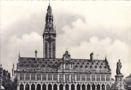 Leuven, Louvain, De Bibliotheek Der Hogeschool (pk46802) - Leuven