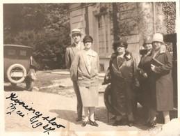 Foto Photo (8 X 10 Cm) Koningsloo Koningslo ( Vilvoorde ) 1927 Old-timer Oldtimer - Vilvoorde
