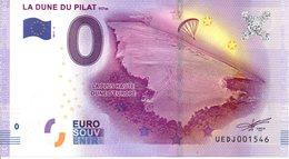 Billet Touristique 0€ La Dune Du Pilât - 117m 2017-2 (33) - EURO