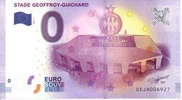 Billet Touristique 0€ Stade Geoffroy-Guichard 2016-1 (42) - EURO