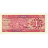 Billet, Netherlands Antilles, 1 Gulden, 1970, 1970-09-08, KM:20a, NEUF - Nederlandse Antillen (...-1986)