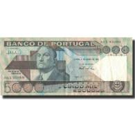 Billet, Portugal, 5000 Escudos, 1985, 1985-06-04, KM:182c, TTB - Portugal