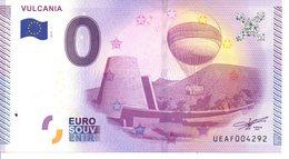 Billet Touristique 0€ Vulcania 2015-1 (63) - EURO