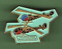HELICOPTERE *** MEDITERRANEE *** 5011 - Vliegtuigen