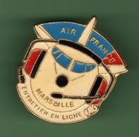 AIR FRANCE MARSEILLE *** ENTRETIEN EN LIGNE *** 0026 - Aviones