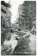 LLANGOLLEN : ON THE CANAL - Denbighshire