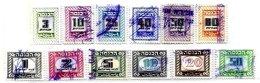 ISRAEL, Revenues, Used, F/VF - Israel