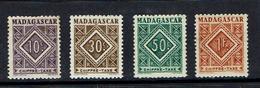 Madagascar...postage Due..1947 - Madagascar (1889-1960)