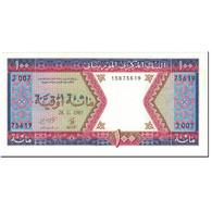 Billet, Mauritanie, 100 Ouguiya, 1985, 1985-11-28, KM:4c, SPL - Mauritanie