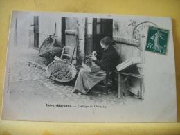 L8 6901 CPA 1910 - LOT ET GARONNE - CISELAGE DU CHASSELAS - ANIMATION - (LIVRAISON FRANCE GRATUITE) - Autres Communes