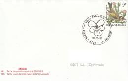 Doc168 - COB 2190 (Timbre 48, Planches CG Poly): Chardonneret / Putter - 4 Scans - 1985-.. Vögel (Buzin)