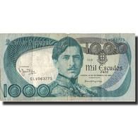 Billet, Portugal, 1000 Escudos, 1980, 1980-09-16, KM:175b, TB - Portugal