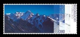 Liechtenstein 2017 Mih. 1865 Mountain Painting. Helmut Ditsch MNH ** - Liechtenstein