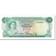 Billet, Bahamas, 1 Dollar, 1974, Undated (1974), KM:35a, NEUF - Bahamas