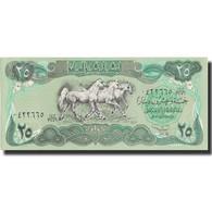 Billet, Iraq, 25 Dinars, 1990, 1990, KM:72, NEUF - Iraq