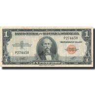 Billet, Dominican Republic, 1 Peso Oro, Undated (1962-63), KM:71a, SUP - Dominicana
