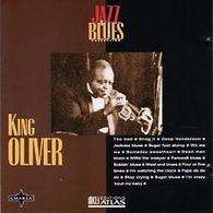 King Oliver - Compilation Atlas 1995 - Etat Neuf - Jazz