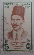 The 25th Anniversary Of The Death Of Ahmed Lotfy El Sayed  [USED] EGYPT  (Egypte) (Egitto)(Ägypten)(Egipto) - Égypte