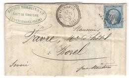 3358 - PONTCHARRA Type  22 - 1849-1876: Période Classique