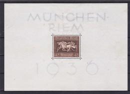 Deutsches Reich, Block 4** (K 3043) - Blocks & Kleinbögen