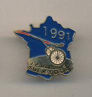 JC HALLAIS SULKY D'OR - Badges
