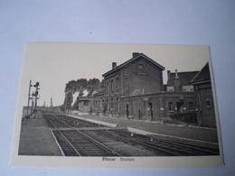 Pittem - Pitthem //Station (spoorzicht) 19?? - Pittem
