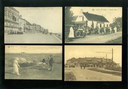 Beau Lot De 60 Cartes Postales De Belgique La Côte Knocke   Lot 60 Postkaarten Van België Kust Knokke   - 60 Scans - Postkaarten
