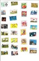 Lot De 100 Timbres France, Récents - Stamps