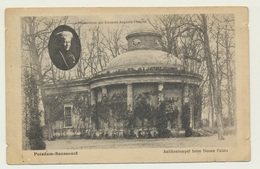 AK  Potsdam Sanssouci Mausoleum Der Kaiserin Auguste Victoria Bahnpost Zeitz Camburg 1922 - Potsdam