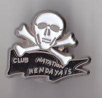PIN'S THEME NATATION CLUB DE HENDAYE  EN PYRENEES ATLANTIQUES - Swimming