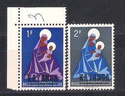 Katanga 1960  Sc Nr 2/3 MNH (a1p23) - Katanga