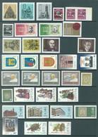 LIETUVA - 1993 - MNH/** - YEAR NEARLY COMPLETE - Yv 442-476 Mi 511-546 - Lot 17062 - Lituanie
