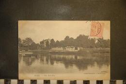 CP,  92, RUEIL, Villa Belle Rive, RARE - Rueil Malmaison