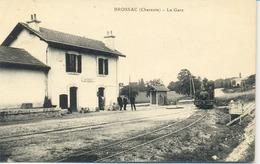 Brossac-La Gare - Autres Communes