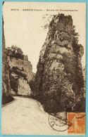 CPA 39 ARBOIS Route De Champagnole - Arbois