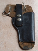 Etui  De  Revolver  /  Pistolet Police 7.65 - Sammlerwaffen