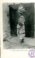 N°1135 A -cpa Exposition  Coloniale 1906 -jene Fillette Miao Tzy Noir- - Expositions