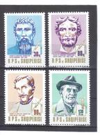 OST1308 ALBANIEN 1989  MICHL  2409/12  ** Postfrisch SIEHE ABBILDUNG - Albanien