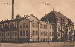 18 / 6 / 153  -  COLMAR  ( 68 )  VOLKSBAD (  BAINS  POPULAIRES ) - Colmar