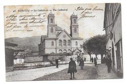 CPA ALBANIE - KORITZA - La Cathédrale - Albania