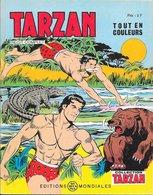 TARZAN 79 - Editions Mondiales Del DUCA Paris 1975 TB - Tarzan