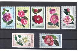 OST1311 ALBANIEN 1972  MICHL 1549/55 Postfrisch SIEHE ABBILDUNG - Albanien
