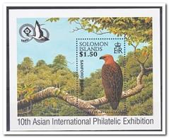Solomon Eilanden 1996, Postfris MNH, Birds - Solomoneilanden (1978-...)