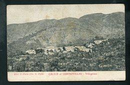 CPA - ITALIE - CALICE AL CORNOVIGLIO - VILLAGROSSA - La Spezia