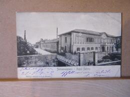 MONDOSORPRESA, SALSOMAGGIORE (PARMA) REGIE SALINE ANIMATA 1902 - Italië